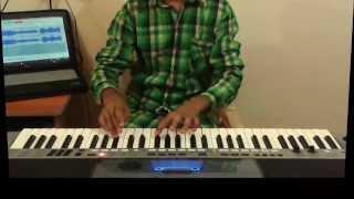 Tera sath hai kitna pyaara-Instrumental-(Janbazz)