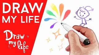 Draw My Life DE DRAW MY LIFE - Drawing Things