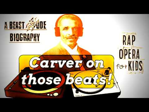 George Washington Carver for Kids Biography Song, Black History Month Songs for Kids