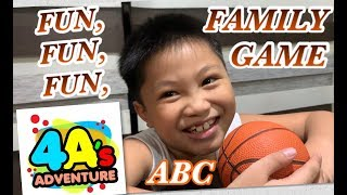 FAMILY GAME | ALPHABETICAL ORDER | ALPHABET GAME | FUNNY VIDEO | #AETHANPOGI