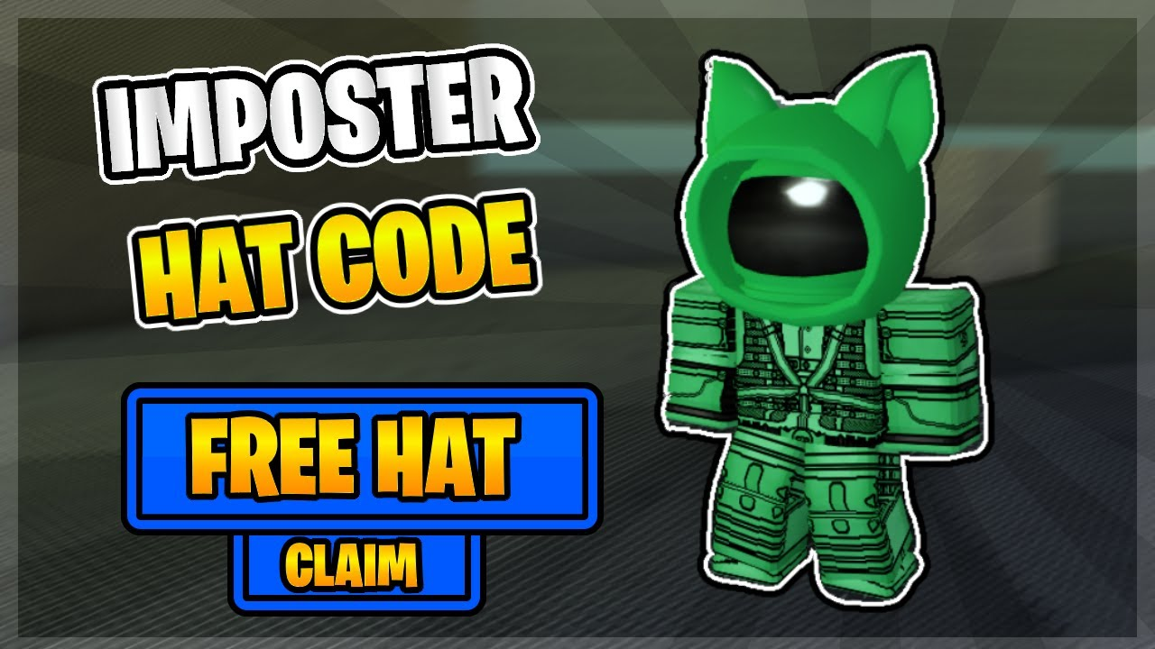 Imposter New Code Roblox Imposter Code Youtube