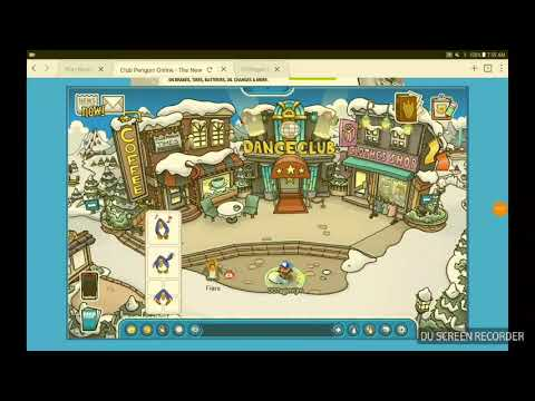 (Club penguin online!) [Part 2 of 2 of the WILDERNESS Expedition! Final!]