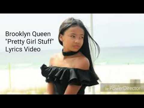 Brooklyn Queen- Pretty Girl Stuff Lyrics Video