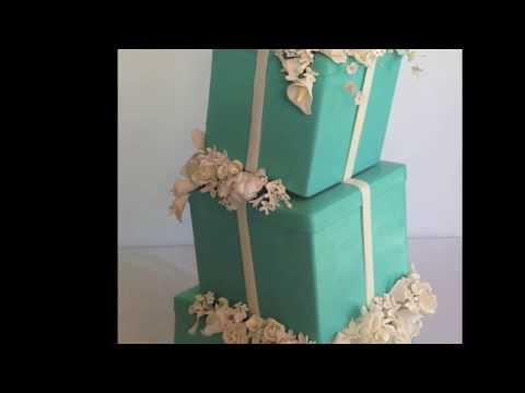 Wedding Cakes, Las Vegas, Tiffany Cake, Faux-Ever Cakes