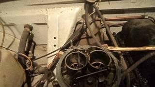 Carburetor ta'mirlash 151 ka