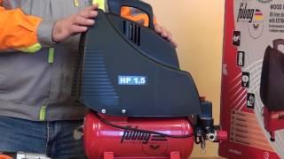 Компрессор FUBAG Wood Master Kit(Видеоролик демонстрирующий поршневой компрессор FUBAG Wood Master Kit. Если вы хотите получить более подробную..., 2013-02-06T12:26:29.000Z)