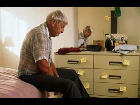 DIRECT CARE TRAINING VIDEO SHORT - COMMUNICATING WITH ALZHEIMERS SUFFERER