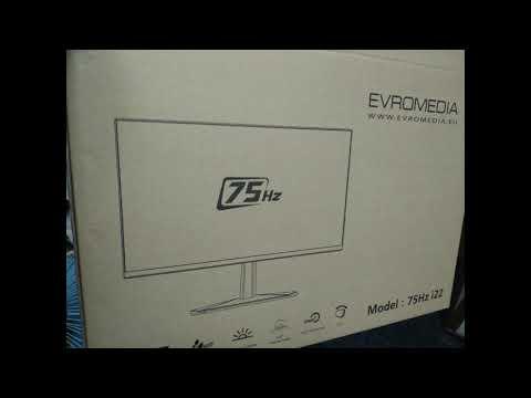 "Монітор 22"" EvroMedia i22 75Hz"