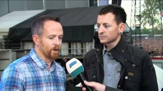 "Linkin Park: ""Next Stop Is The Moon"" (Interview)"