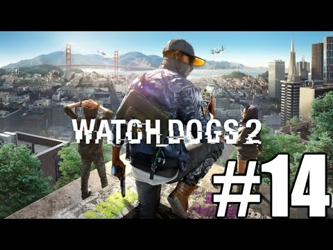 Watch Dogs 2 Gameplay Playthrough #14 - Nudle Farm (PC)