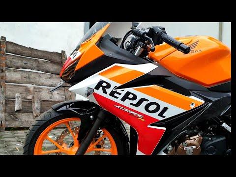 Honda Cbr 150r 2020 Repsol Youtube