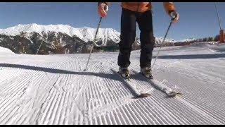 Урок 1 - Знакомство с горными лыжами #1