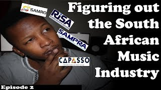 Using The SAMRO Portal | Figuring Out The South African Music Industry Pt 2