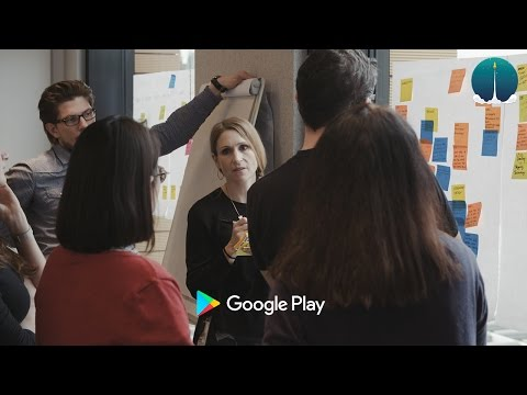 Google Design Sprint with Memrise