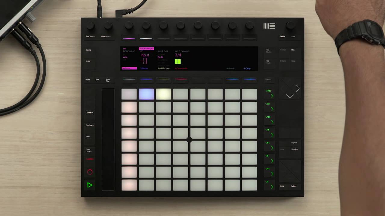Ableton Live 9 7 Brings New Push Features, Updated Sampling Workflow