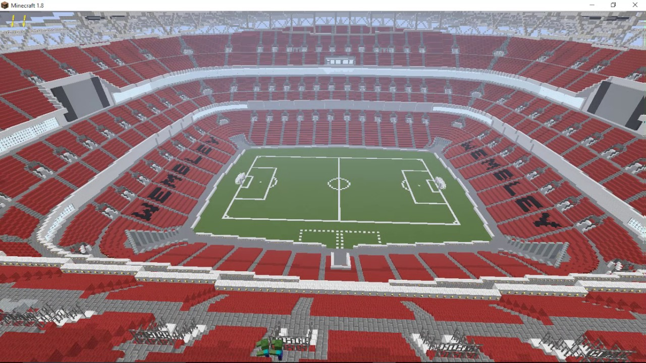 Wembley stadium minecraftdownload youtube wembley stadium minecraftdownload sciox Gallery