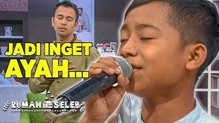 Download lagu Aa Raffi Tersentuh Saat mendengarkan Lagu