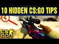 Top 10 Hidden CS:GO Tips Nobody Talks About