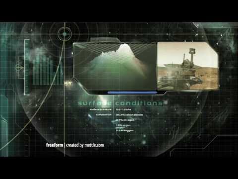 FreeForm SciFi - GUI - User Interface - YouTube