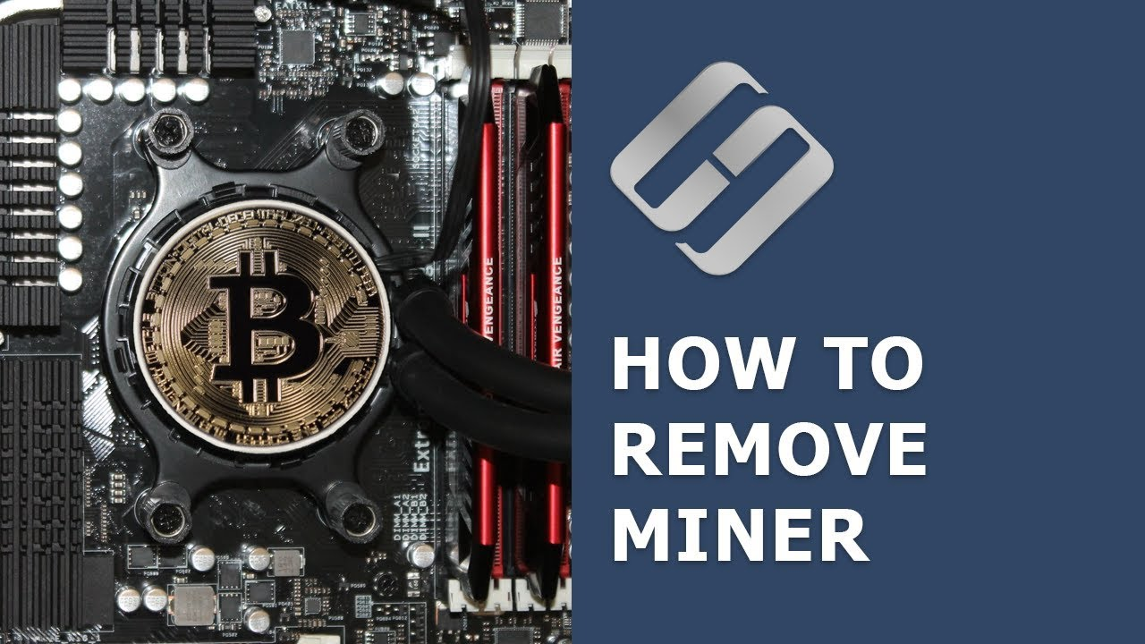 cryptocurrency mining remove