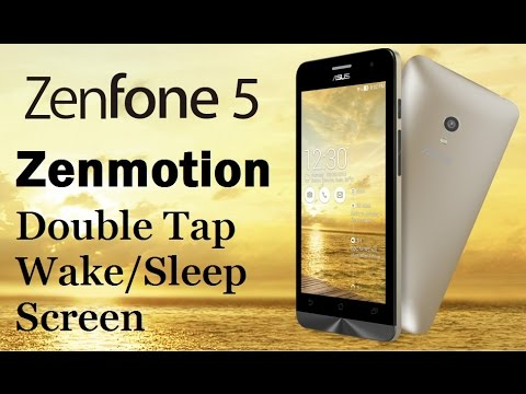 How To Install Zenmotion Asus Zenfone 5 Double Tap To Wake Up And Sleep