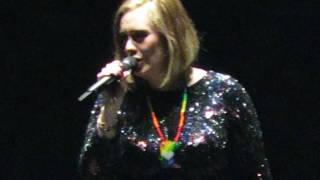 "Adele - ""Someone Like You"" LIVE 7/6/16 @ Xcel Energy Center: Saint Paul, MN"