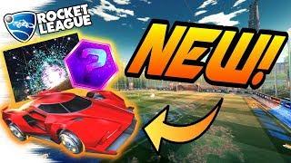 "Rocket League Update: NEW TRIUMPH CRATE, ""SAMURAI"" Car, BLACK MARKETS! - Mystery Decals?"