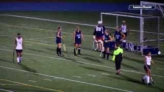 LHS vs Dracut Field Hockey 2015