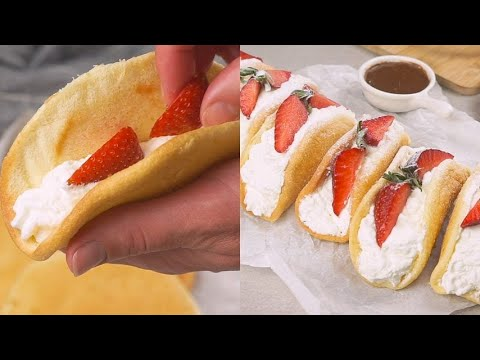 Pancakes cannoli a delicious treat to try now