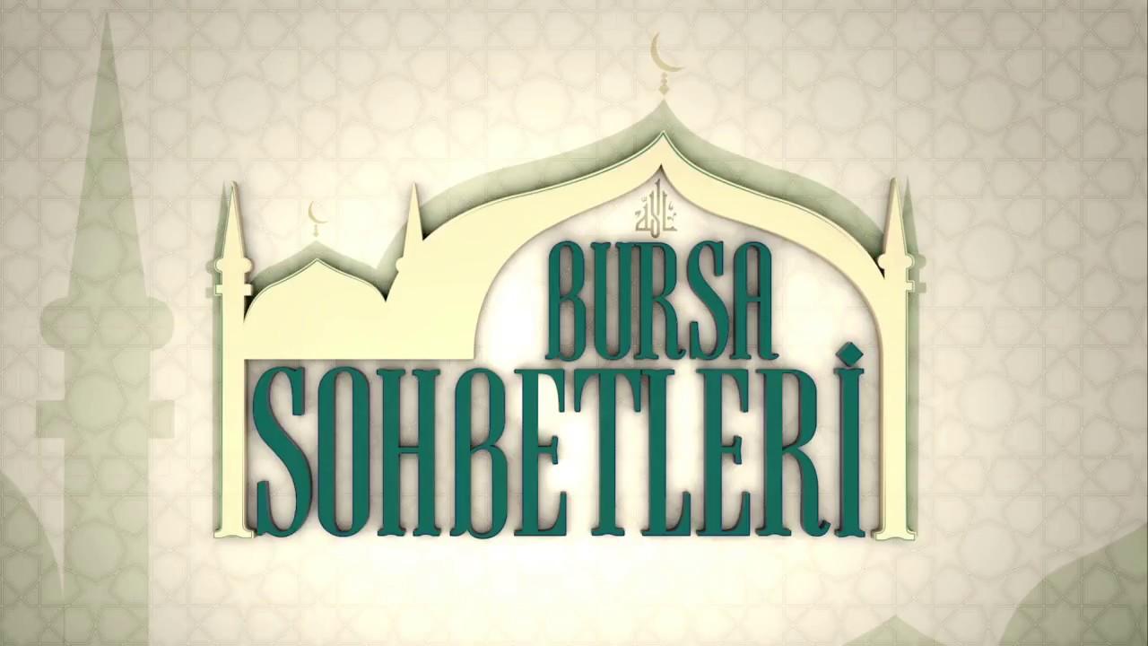 Mevlid Kandili  Bursa Sohbeti Cübbeli Ahmet Hocaefendi Lâlegül TV