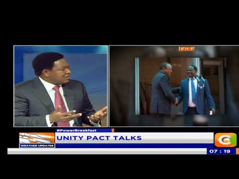 Power breakfast: Newspaper Review: Was the Unity Pact forced upon by the US?
