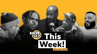 #HOT97 This Week | #DJKhaled Talks Father Of #Asahd | #VanJones | #Styles P | & More