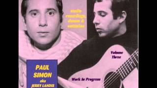 Paul Simon aka Jerry Landis, Art Garfunkel - Bingo (audio)