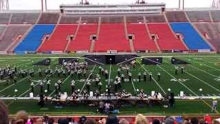 Calgary Stampede Showband 2014 Music N Motion