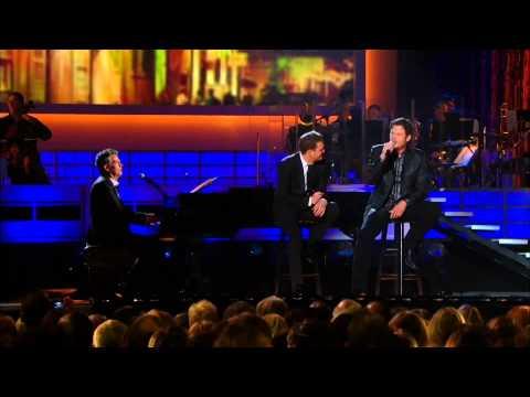 Michael Buble and Blake Shelton - Home HD