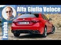 Alfa Romeo Giulia Veloce / Prueba / Review