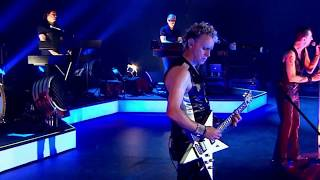 Depeche Mode  Miles Away / The Truth Is ( Tour of the Universe Live in Barcelona 2010 )