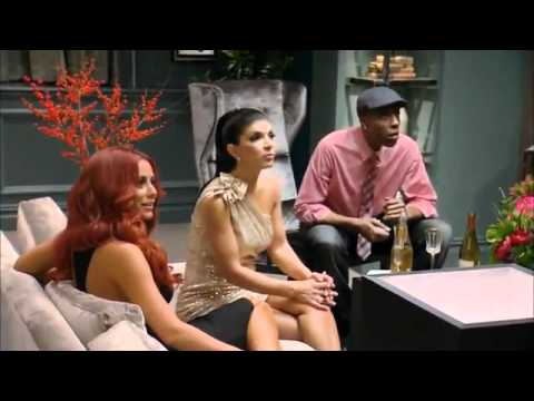 Celebrity Apprentice - Clay & Lisa pull a prank - Blown ...
