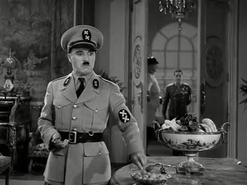 «Великий диктатор» Чарли Чаплина: займ у Эпштейна