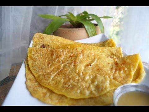 Puran Poli / Boli (Obbattu) - in Tamil