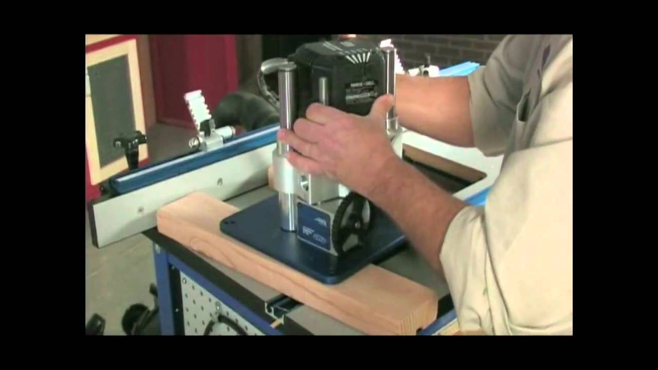 Kreg router table lift youtube kreg router table lift greentooth Gallery