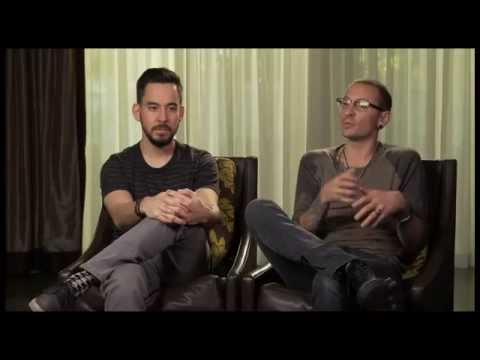 Chester and Mike - The Hunting Party Interview (Part 1 of 2) - Linkin Park