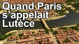 Quand Paris sappelait Lutce