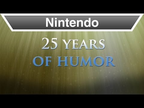 The Legend of Zelda: 25th Anniversary - 25 Years of Humor