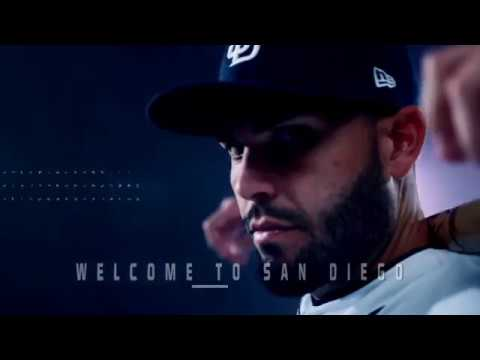 Eric Hosmer sits down with Mike Pomeranz to talk about his new team