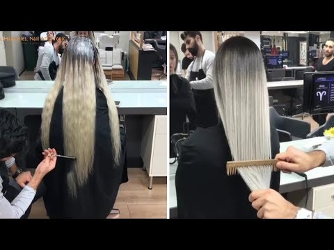 New Hair Color Transformation 2018