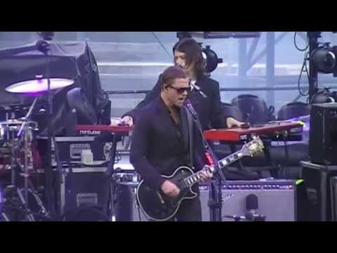 INTERPOL 2014-07-08 Nimes les arenes full