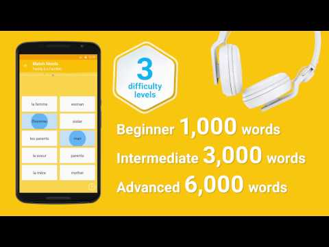 how to learn french words quickly