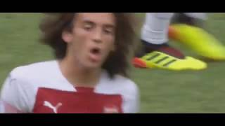 Matteo Guendouzi (Debut) vs Manchester City 12/08/18