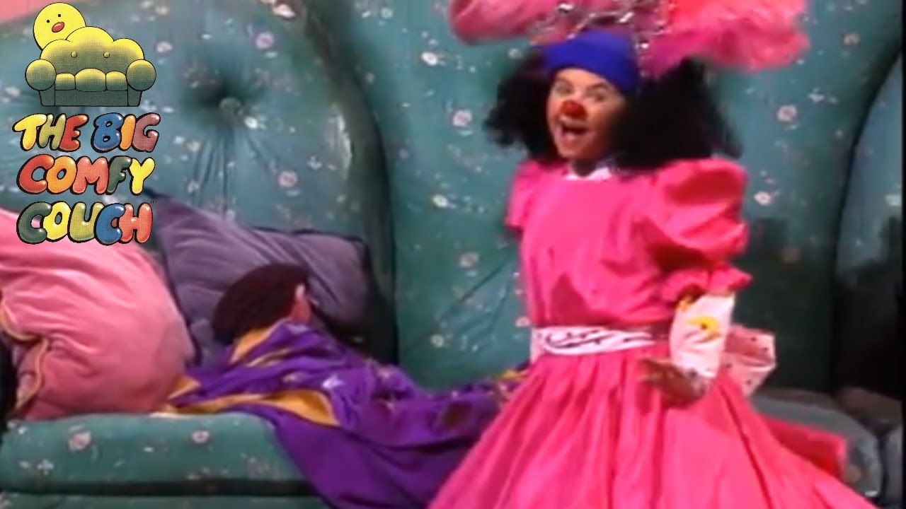 Download STICKS AND STONES - THE BIG COMFY COUCH - SEASON 3 - EPISODE 6